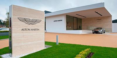 Aston Martin s'installe au Maroc en 2015