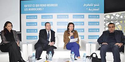Atlanta Assurances jauge le bonheur des Marocains