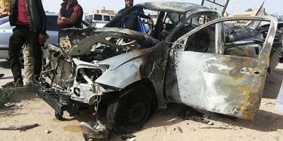 Attentats près des ambassades d'Egypte et des Emirats en Libye