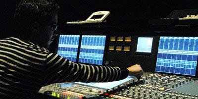 Sur quoi est basé le salaire des débutants dans l'Audiovisuel