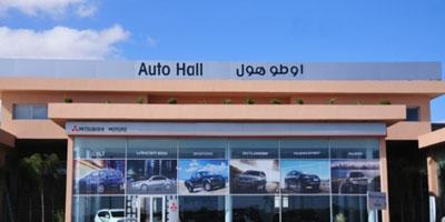 Auto Hall: 88 ans, géant de la distribution devéhicules à moteur