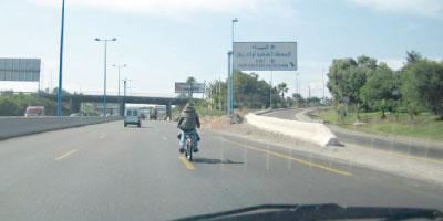 L'autoroute urbaine de Casa prête en avril 2014