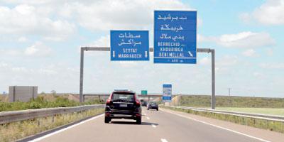 Elargissement de l'autoroute Casa-Berrechid : des experts internationaux pour conseiller ADM