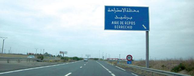 Le projet d'élargissement de l'autoroute Casablanca-Berrechid plus difficile que prévu