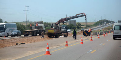 Ouverture du nouveau tronçon à 3 voies de l'autoroute Casablanca – Rabat