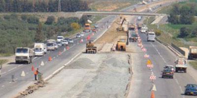 Un projet de construction d'un réseau autoroutier  de près de 2000 km est en préparation