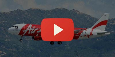 Un avion Air Asia disparaît avec 162 personnes à bord !