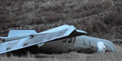 Crash d'un avion de l'armée algérienne à 300 km de la capitale