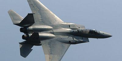 Etats-Unis : Un avion de chasse s'écrase dans l'Etat de la Virginie