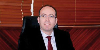 Badr Kanouni, président du directoire d'Al Omrane