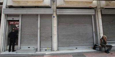 5 500 banques européennes fermées en 2012