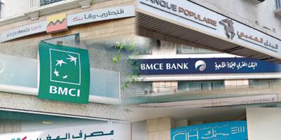 Banques : la montée des risques  plombe les bénéfices