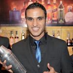 Brahim Hamouali meilleur barman marocain