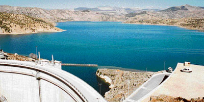 Maroc Barrages : un taux de remplissage de 73.1% au 7 avril 2014