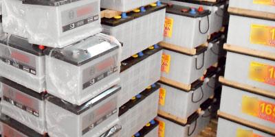 Les fabricants de batteries auto menacés par le déficit de plomb