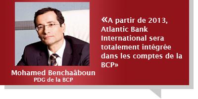 La BCP s'assure le pilotage stratégique et opérationnel de 7 banques en Afrique