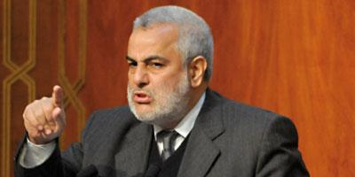 Abdelilah Benkirane: «J'en ai marre !»