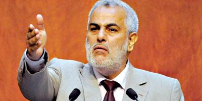 Benkirane condamne l'agression morale dont a été victime le Général Abdelaziz Bennani