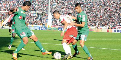 Abdelilah Benkirane au derby Raja-WAC