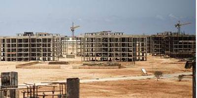 Projet Bin Ladin à Bouskoura : le moyen standing à partir de 7 000 DH/m2