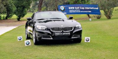 Smeia réussit sa BMW Golf Cup