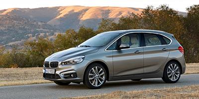 BMW série2 Active Tourer : fonctionnalité, dynamisme et élégance