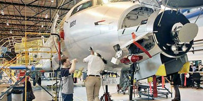Bientôt une première usine de fabrication d'avions au Maroc.