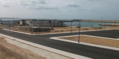 Maroc : Le nouveau port de Boujdour fin prêt