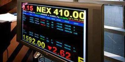 Chute de 40% des bénéfices des sociétés de bourse en 2013