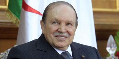 Algérie : Le président Bouteflika fait une nouvelle apparition