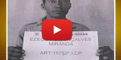 Brésil : des prisonniers se filment en train de s'évader