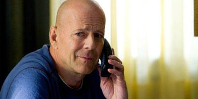 Bruce Willis s'invite à la ville ocre