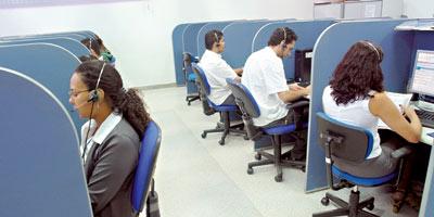 Call centers : les professionnels prévoient une croissance de 5% en 2013