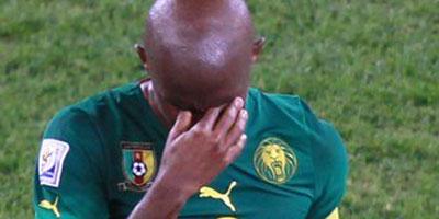 Le Cameroun suspendu provisoirement des compétitions internationales par la FIFA