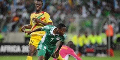 Le Nigeria qualifié pour la finale de la CAN 2013