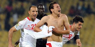 CAN 2013 : La Tunisie surprend l'Algérie contre le cours du jeu