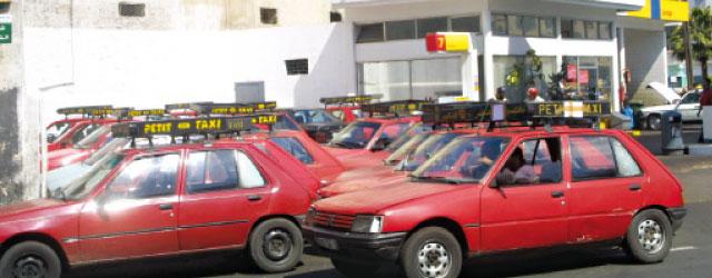Carburant : le système de compensation  pour les taxis n'a pas fonctionné