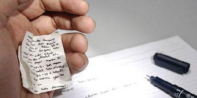 BAC 2014 : 1321 cas de triche au niveau national