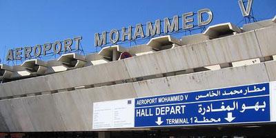 Aéroport Med V : interpellation d'un MRE en possession d'un pistolet d'alarme avec huit cartouches