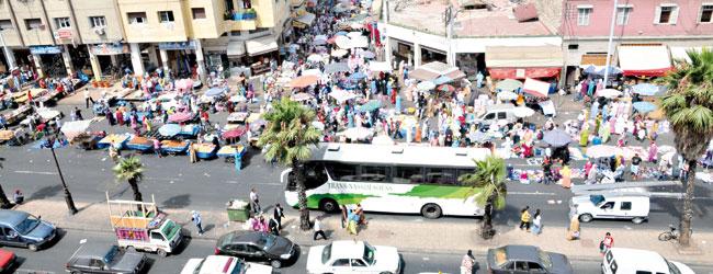 Casablanca souffre d'une pollution inquiétante