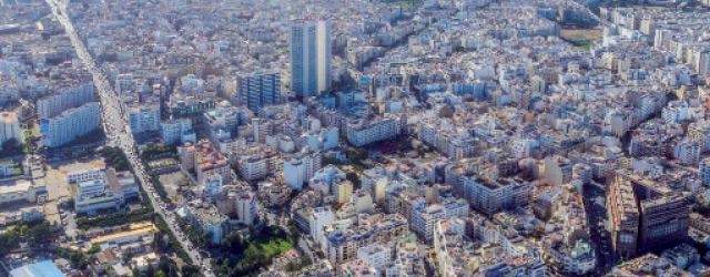 Casablanca : 0,35 m2 d'espace vert par habitant, 40 fois moins que la norme internationale !