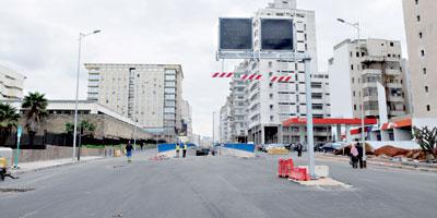 Casablanca : le taux de réalisation des projets prévus pour 2014 dépasse 70%