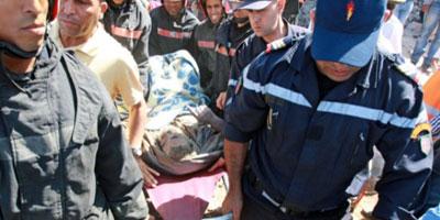 Effondrement d'une maison à Casablanca : un sexagénaire retiré vivant des décombres
