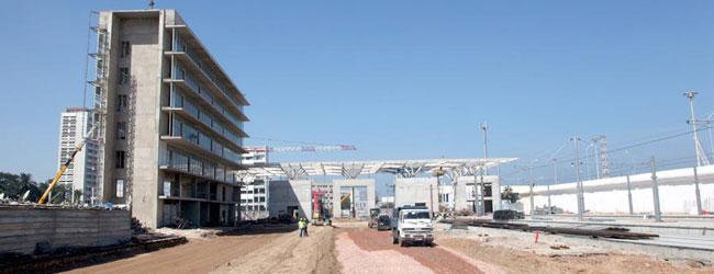Le centre commercial de Casa Port ouvrira ses portes au deuxième trimestre 2014