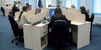 Centres d'appel : l'activité tourne au ralenti depuis le début de l'année