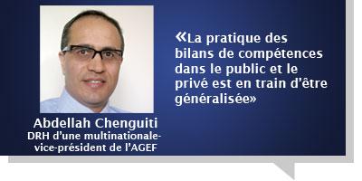 Abdellah Chenguiti : Â«La fonction RH est désormais appelée à accomplir des missions riches en paradoxes»