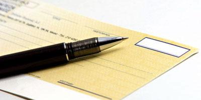 Chèques : 642 000 rejets décidés par les banques en un an