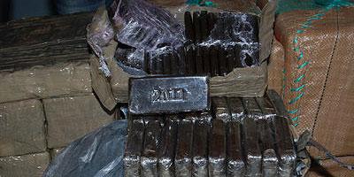 Saisie de 950 kg de chira à bord d'une barque artisanale à Kénitra