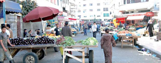 Maroc : Le chômage baisse… grà¢ce à l'informel !