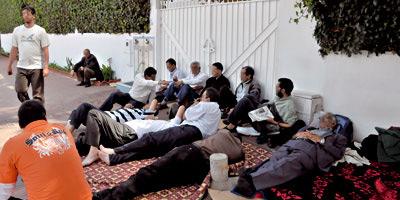 Maroc : 86 000 chômeurs de plus en 2014